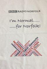 Normal For Norfolk Tea Towel