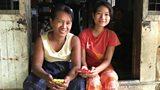 Farmers from Myanmar