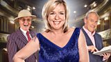 Fern Britton plays the symphony card... unsuccessfully!