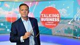 Talking Business with Aaron Heslehurst