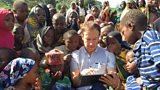 Dan in Tanzania