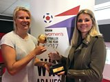 BBC Women's Footballer of the Year 2017