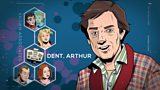 The Hitchhiker's Guide to Arthur Dent