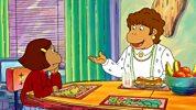 Arthur - Series 1 - Arthur's Birthday/francine Frensky Superstar