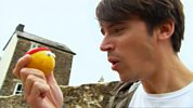 All Over The Place - Series 2 - Tennis, Windmills And Orange Racing!