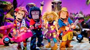 Zingzillas Zingbop - Series 1 - The Great Zingzillas Band