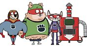Pet Squad - Superhero License