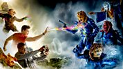 Wizards Vs Aliens - Series 2 - The Thirteenth Floor Part One