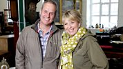 Celebrity Antiques Road Trip - Series 3 - Episode 1