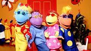 Tweenies - Series 3 - Imaginary Pet