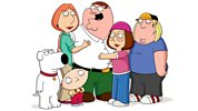Family Guy - Series 11 - Save The Clam