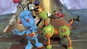 Little Robots - Series 1 - Knock Knock
