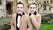 Jedward's Big Adventure - Series 2 - Cheddar
