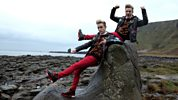 Jedward's Big Adventure - Series 3 - Causeway Coast
