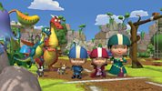 Mike The Knight - Series 2 - Mike The Knight And The Hidden Garden Games