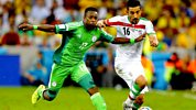 Match Of The Day Live - 2014 Fifa World Cup - Iran V Nigeria