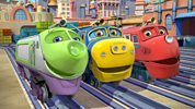 Chuggington: Badge Quest - Weighing It Up