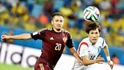 Match Of The Day Live - 2014 Fifa World Cup - Russia V South Korea