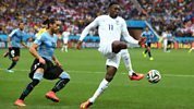 Match Of The Day - 2014 Fifa World Cup - Uruguay V England