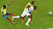 Match Of The Day Live - 2014 Fifa World Cup - Ecuador V France