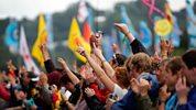 Glastonbury - 2014 - Day 1 Highlights