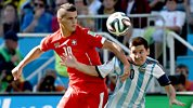 Match Of The Day Live - 2014 Fifa World Cup - Argentina V Switzerland