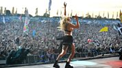 Glastonbury - 2014 - Ellie Goulding