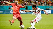 Match Of The Day Live - 2014 Fifa World Cup - Netherlands V Costa Rica