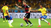 Match Of The Day Live - 2014 Fifa World Cup - Semi-finals: Brazil V Germany