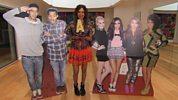 Pop Slam! - Little Mix Vs Rizzle Kicks