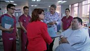 Holby City - Series 17 - Not Waving But Drowning