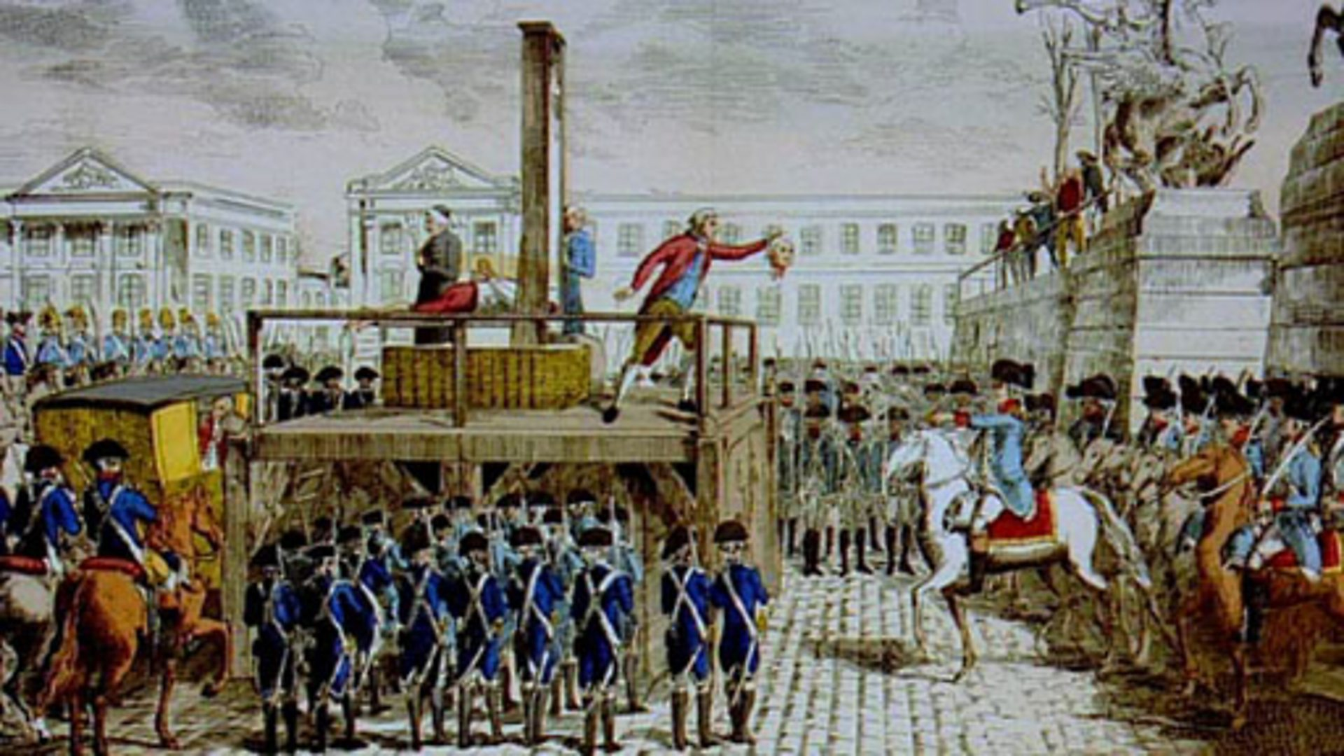 French Revolution Painting Guillotine | www.imgkid.com - The Image Kid Has It!