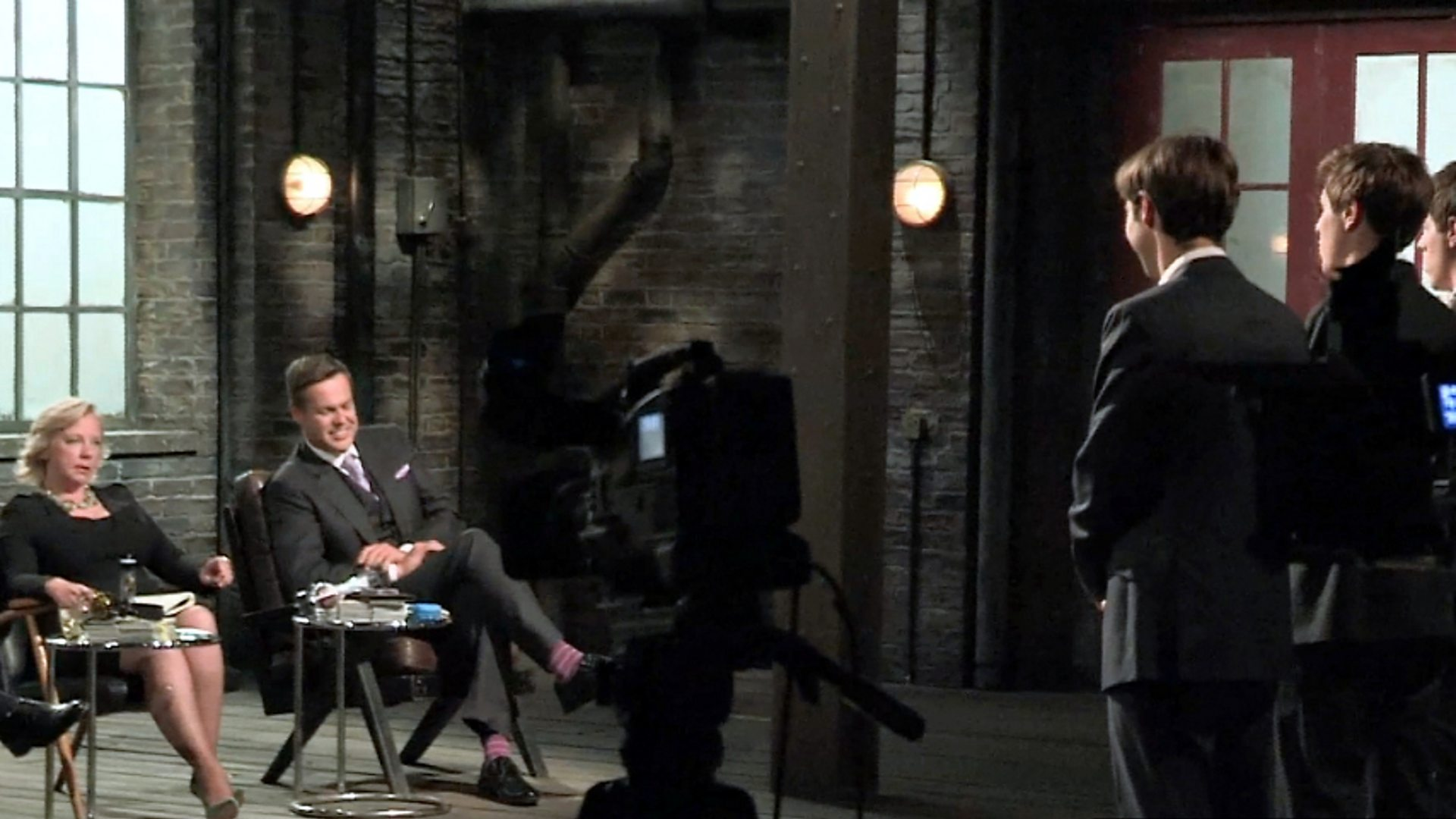 Bbc Two Dragons Den Series 10 Episode 1 Inside Dragons Den