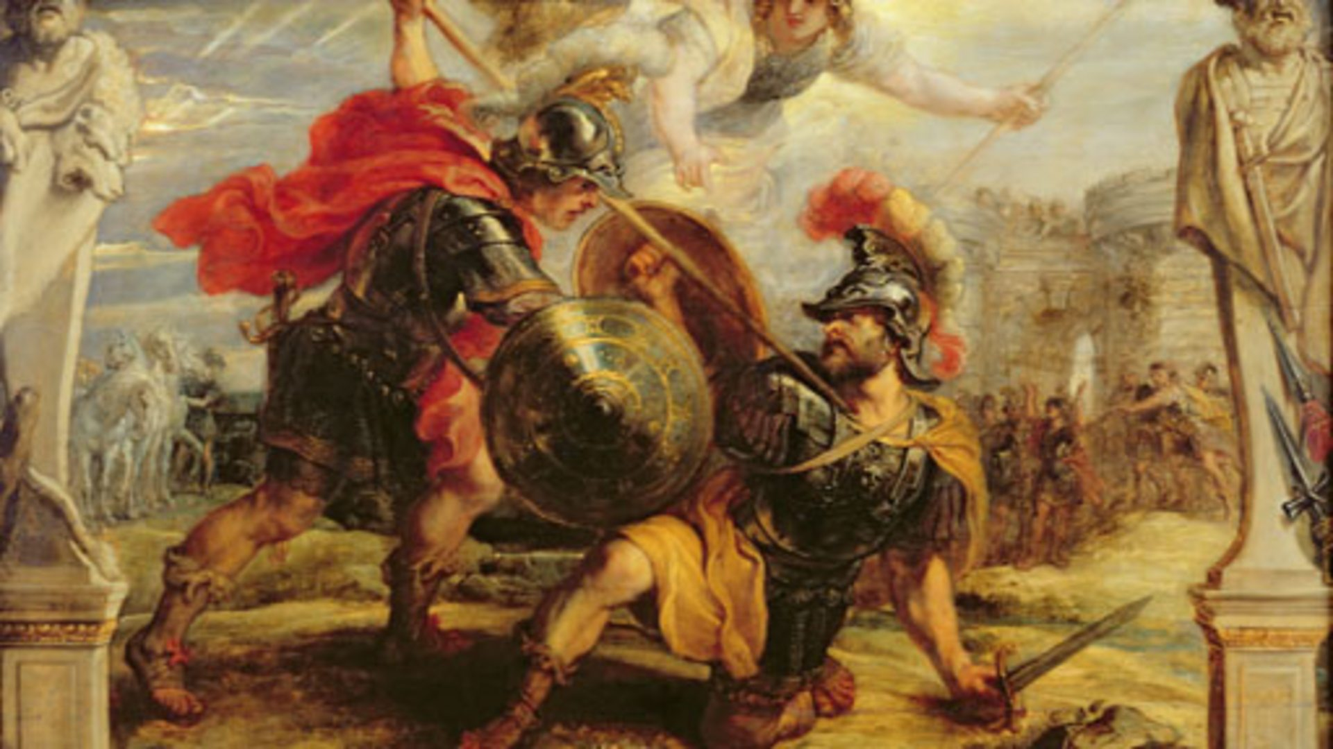 "comparison and contrast essay of iliad and troy The iliad: achilles in contrast to presents the heroic way of life"" during the trojan war and the siege of troy compare and contrast romeo with."
