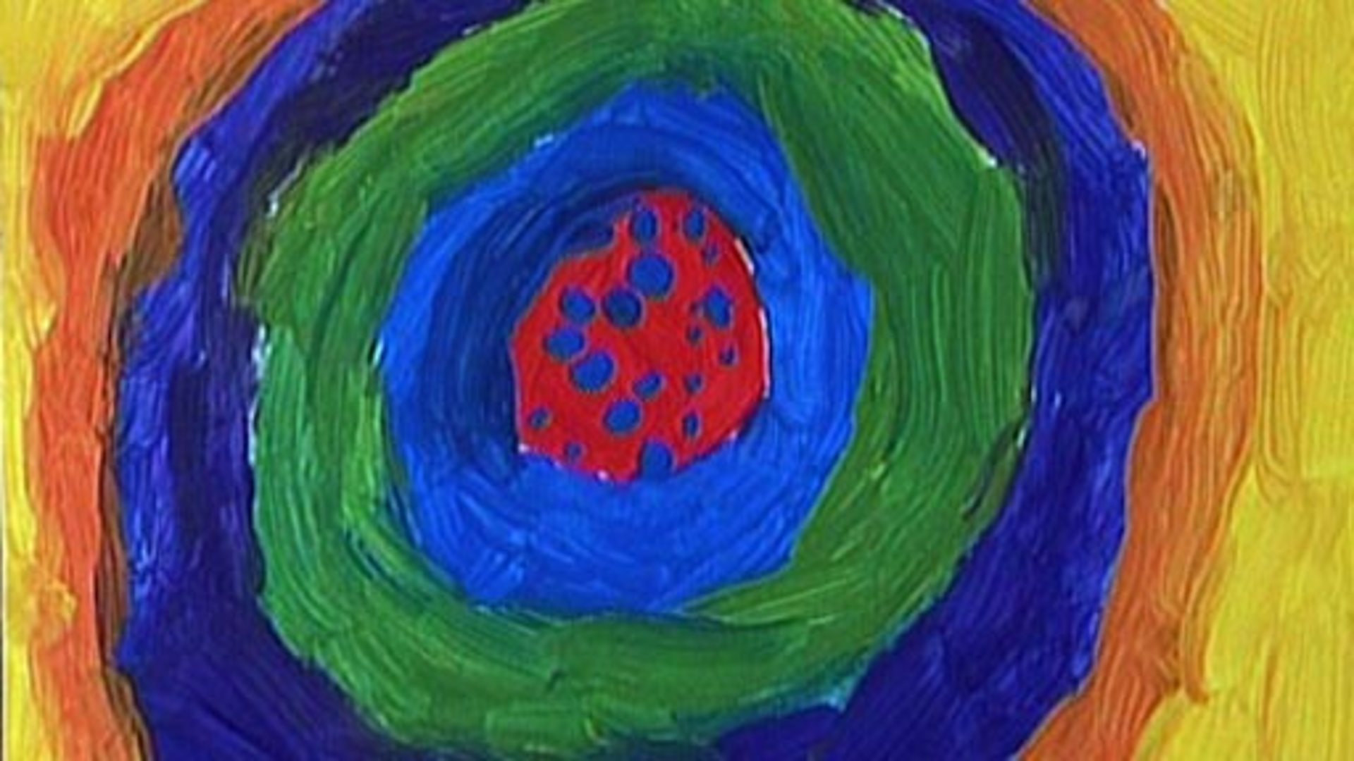 BBC Two - Watch, Art Start - Painting, Colour mixing from primary ...