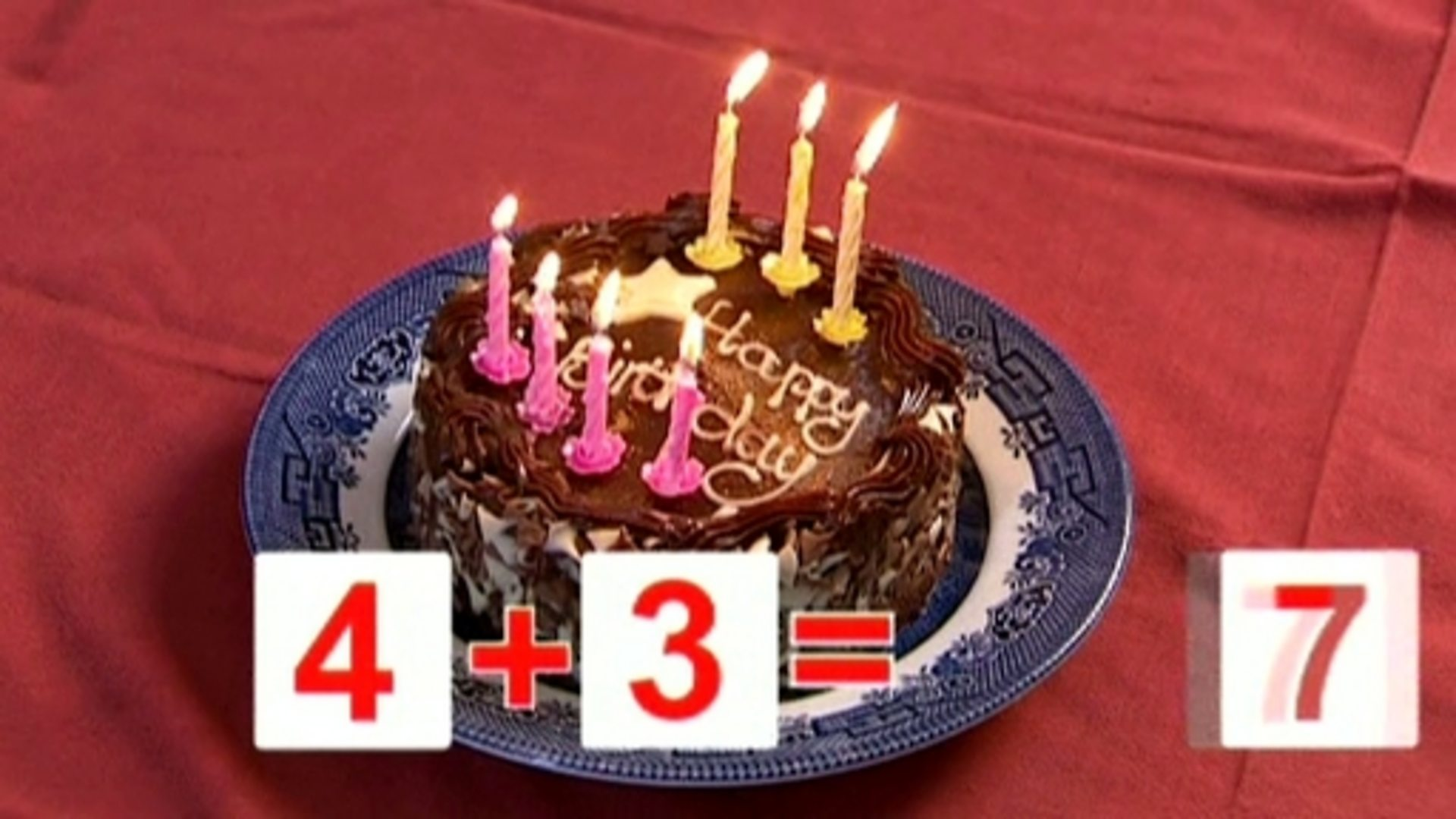 BBC Two - The Maths Channel, Year 2: Subtractions, Addition and ...