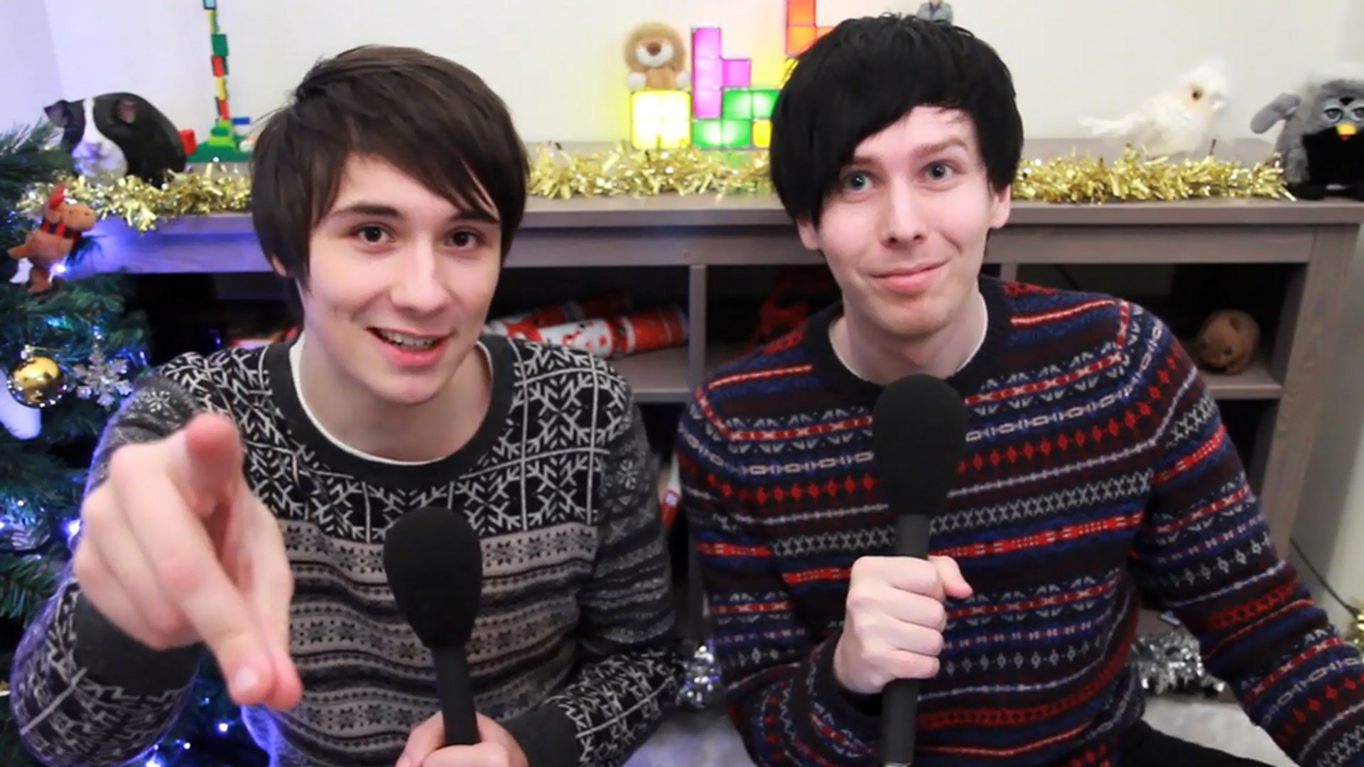 Bbc Radio 1 Dan And Phil Clips