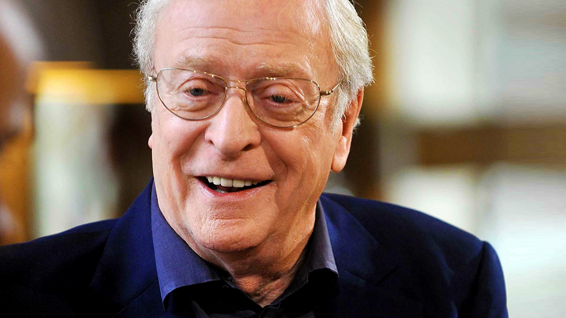 michael caine twitter