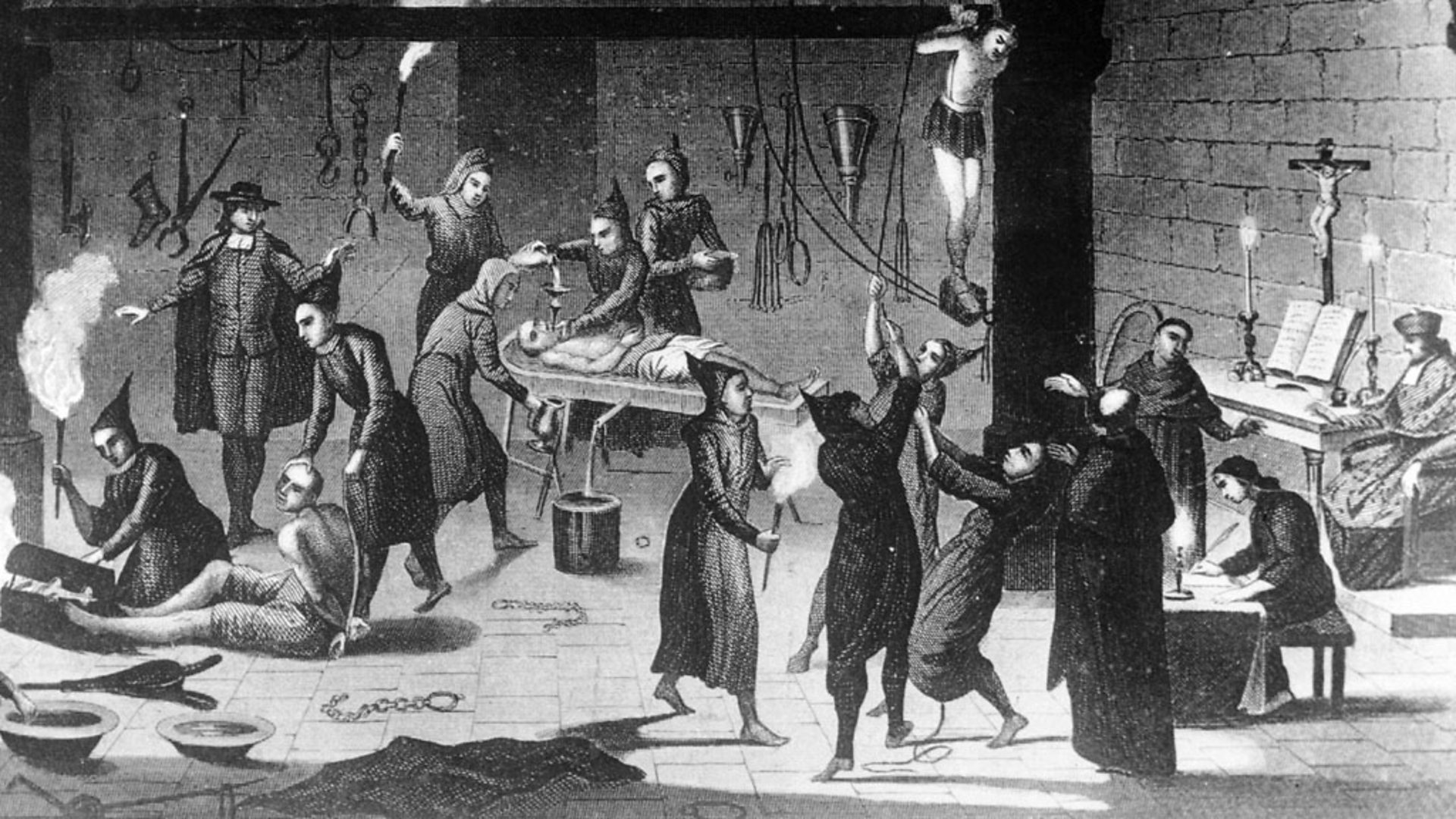 bbc radio in our time the spanish inquisition