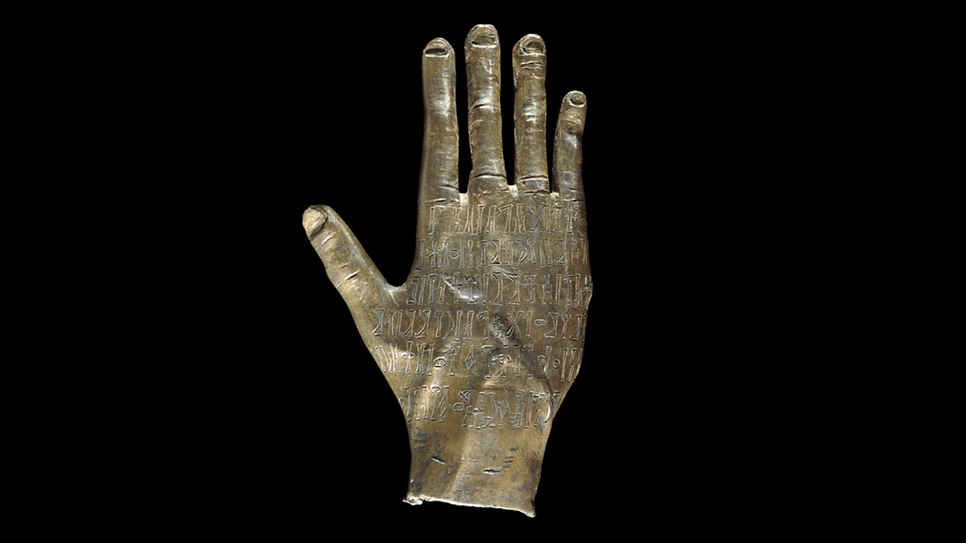 Image result for bronze hand