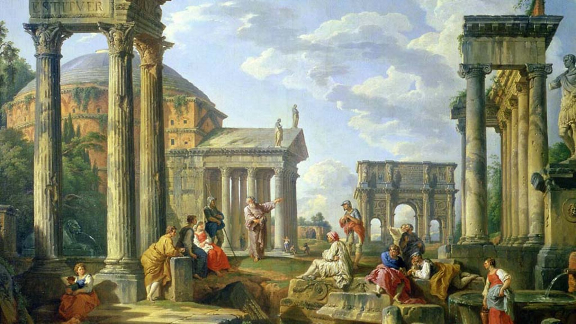 bbc radio 4 in our time rome and european civilization