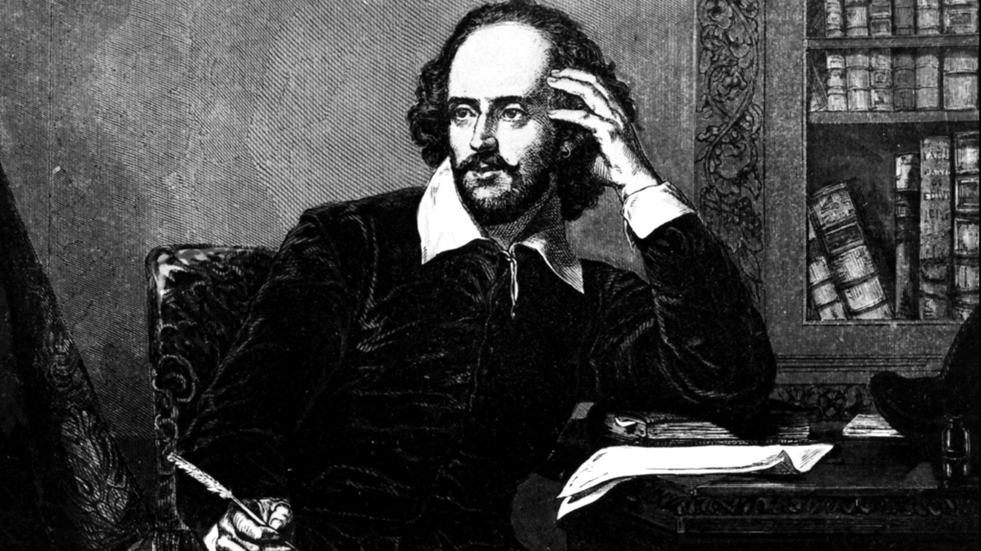 bbc history william shakespeare play william shakespeare