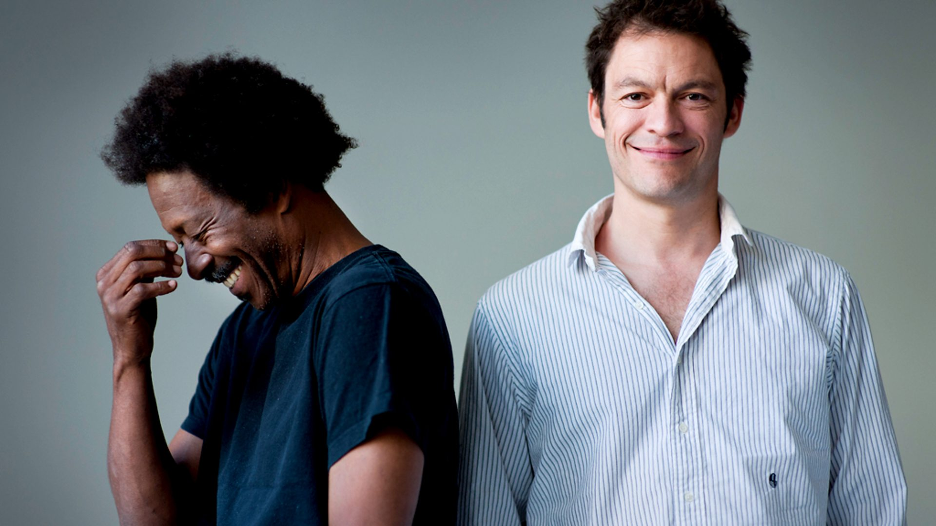 BBC Radio 4 - Front Row, 16/09/2011, Dominic West and Clarke Peters ...
