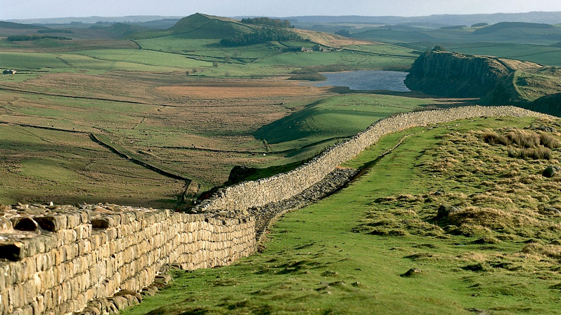 Why this summer is the time to visit Hadrians Wall the UKs most