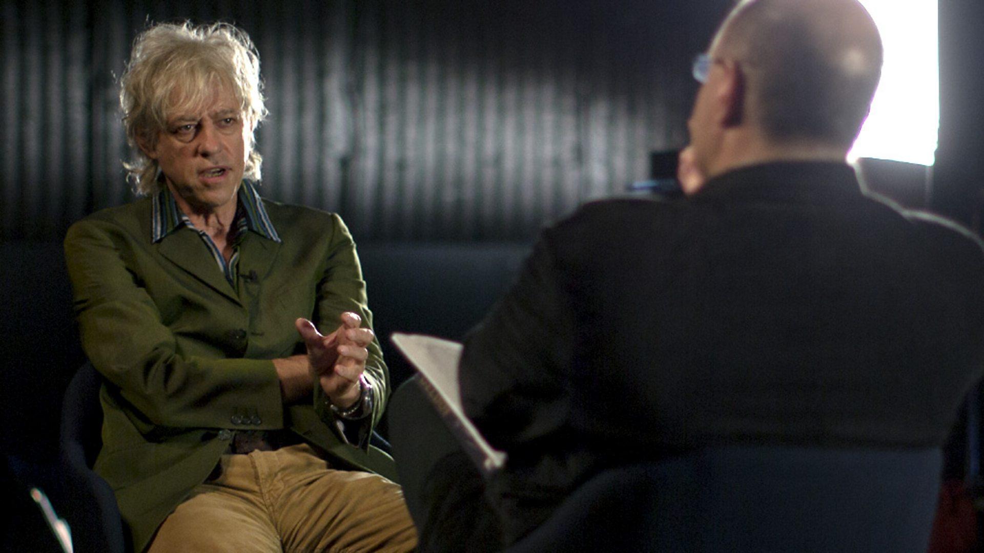 Watch UPDATE: BBC in talks with Geldof for Live Aid II akaLive 8' video
