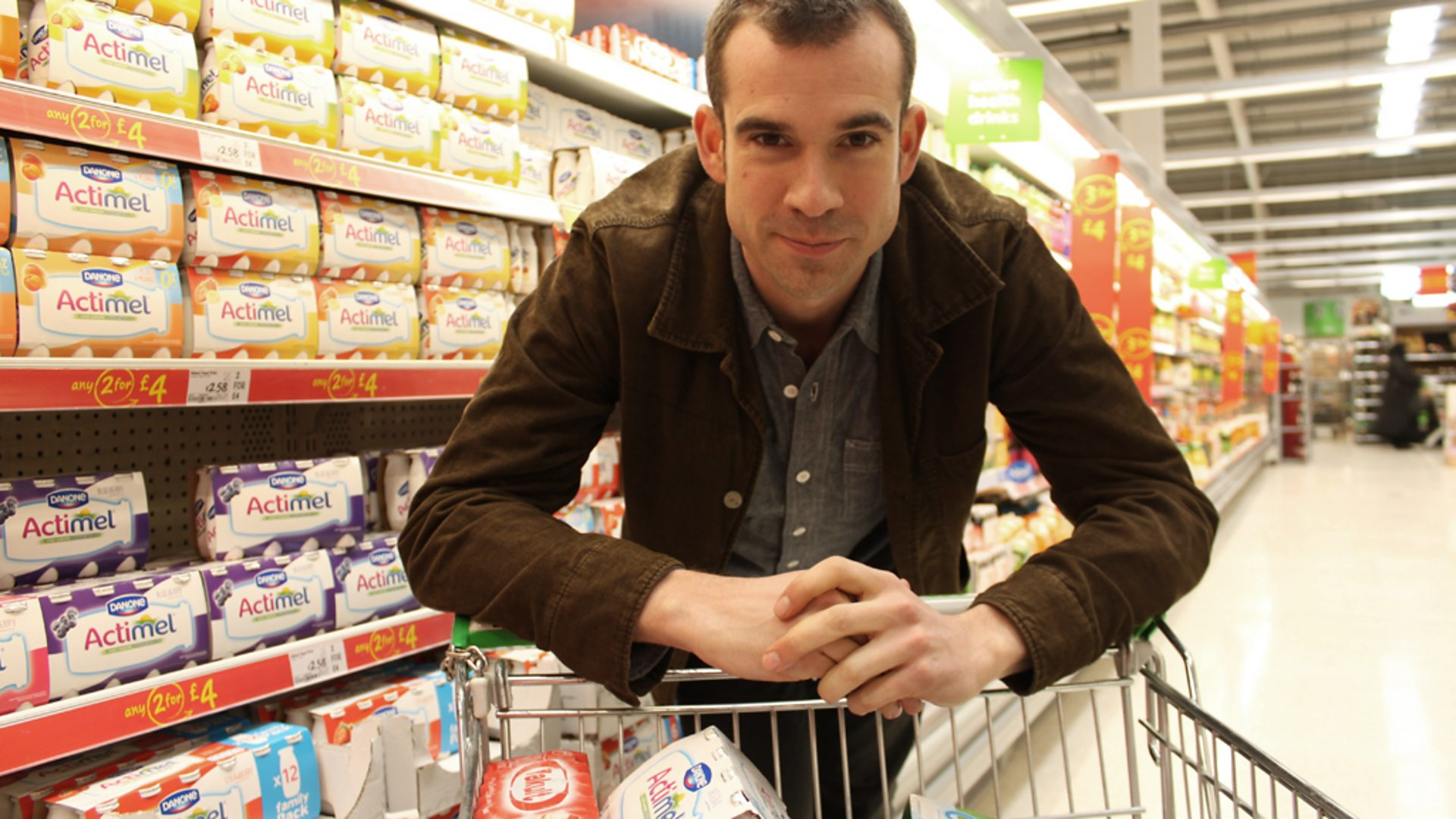 BBC Two - Trust Me, I'm a Doctor, Series 1 - Do probiotics do any good?