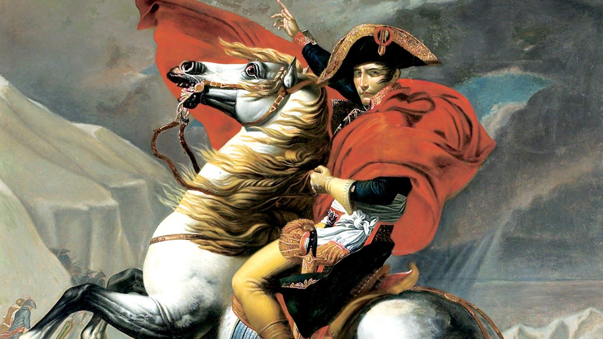 the resistible rise of napoleon bonaparte