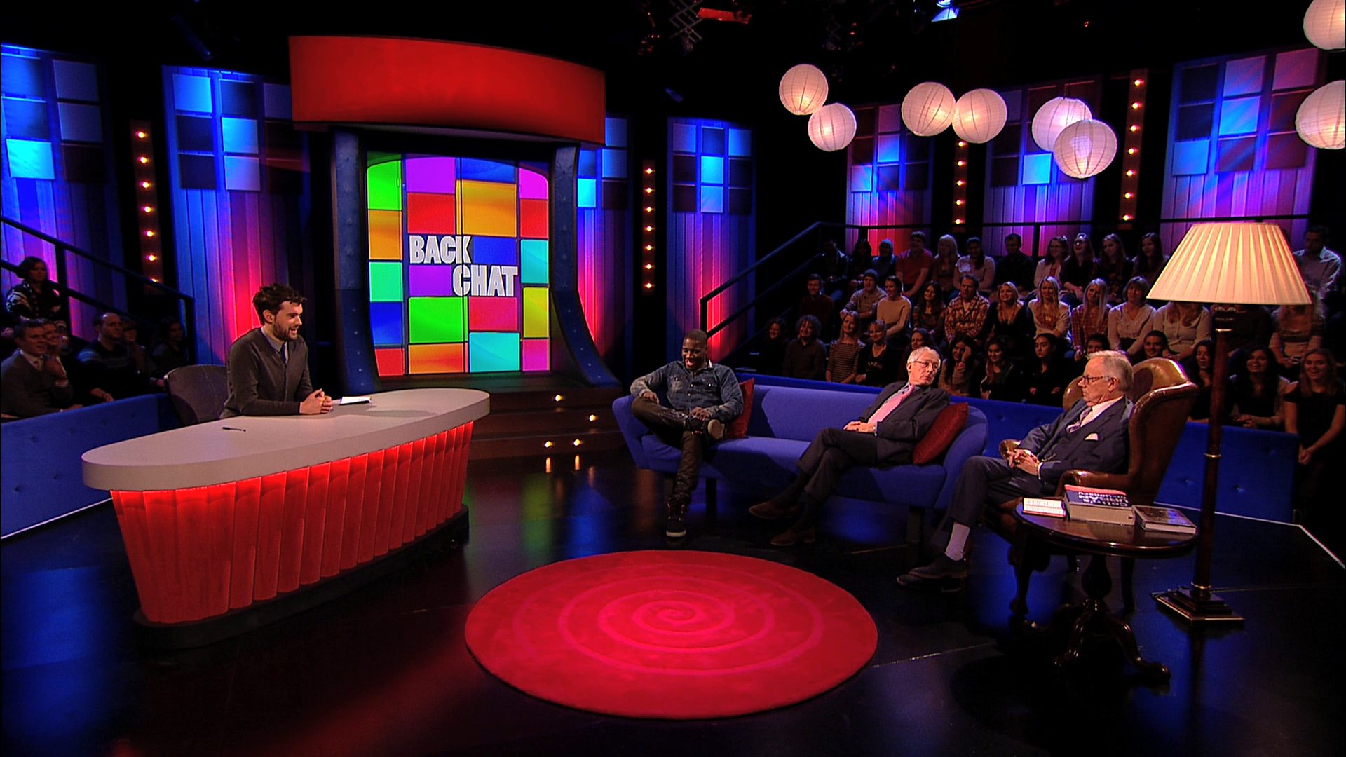 BBC Three - Backchat with Jack Whitehall and His Dad, Series 1