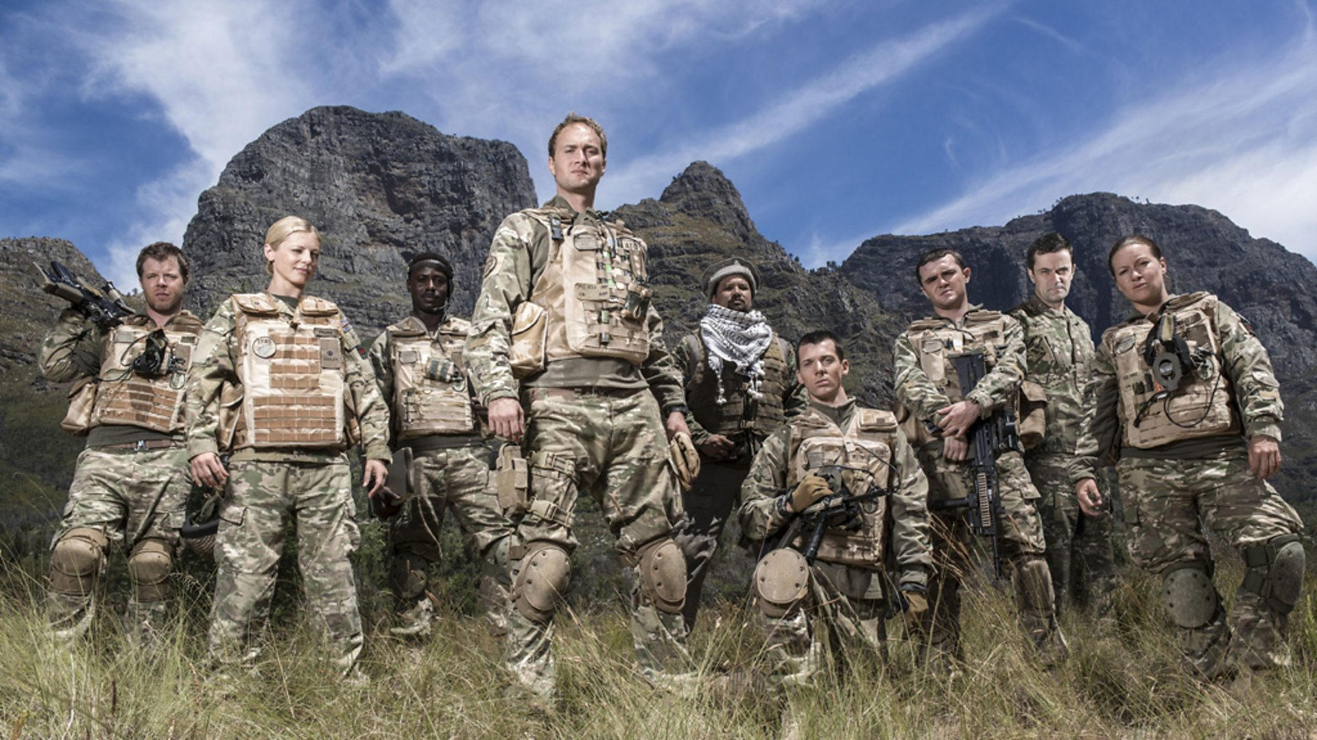 BBC Three - Bluestone 42, Series 1 - Armyspeak
