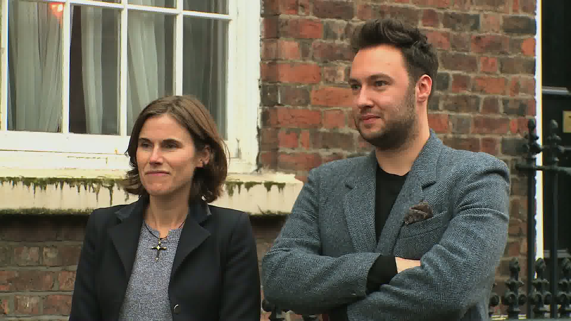 BBC Two   The Great Interior Design Challenge, Series 1, Georgian    Liverpool: Final